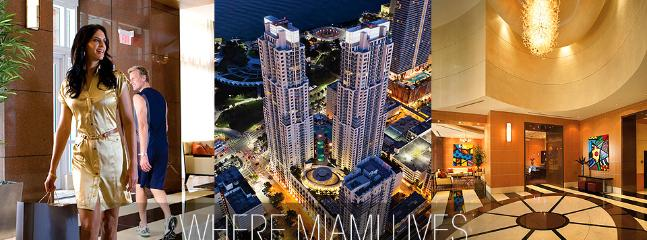 Luxurious Apt. 2b/2b Amazing Ocean/City Views Miami Fl - Image 1 - Coconut Grove - rentals