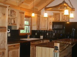 Couples cabin on a 65 acre buffalo ranch! - Clyde vacation rentals