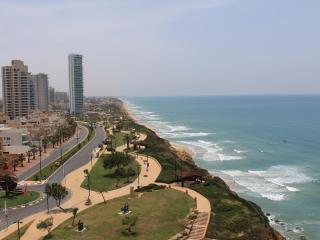 Beautiful Seaview On The Beach - Netanya vacation rentals