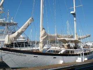 BOAT AND BREAKFAST - SLIPAWAY - SAILING KETCH - Pacific Beach vacation rentals