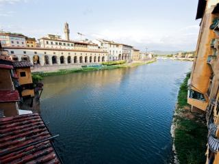 Spectacular view apartment on Ponte Vecchio - Florence vacation rentals