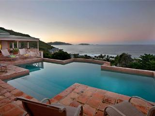 A spacious, flowing floor plan allows the ocean breeze to waft through this villa. MAT MUR - Tortola vacation rentals