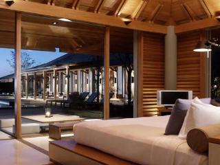 Amanyara resort villa on 1.5 acres of lush landscape. AMA 4OV - Northwest Point vacation rentals