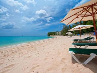 Five minute drive from the Sandy Lane Hotel. BS CC3 - Barbados vacation rentals