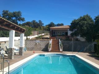 Confortable y bonito chalet a 15 minutos de Sevilla con 4 dormitorios para 8  o  10 ocupantes, con gran piscina privada - Seville vacation rentals