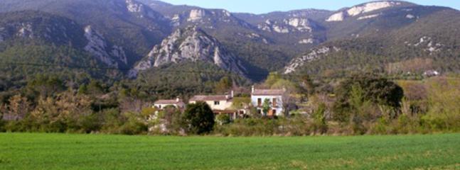 Vista exterior - Casa rural La Casanova de Beuda Girona - Beuda - rentals