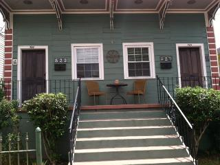 Historic New Orleans Shotgun Double - New Orleans vacation rentals