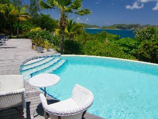 Villa La Mandarine Bleue - Saint Barts - Pointe Milou vacation rentals