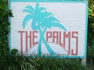 Entrance Sign - THE PALMS 405 - 93 - Islamorada - rentals