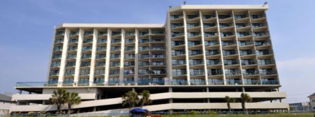 The Oceans building - Oceanfront @ Oceans 1010, outdoor pool, WiFi!!! - North Myrtle Beach - rentals