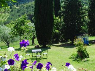 Vacation Rental at Casina Delle Muracce in Greve, Chianti - Florence vacation rentals