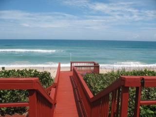 GOLDEN SANDS RUBY - Luxury Beachfront, Private Beach, Stunning Ocean Views - Melbourne Beach vacation rentals