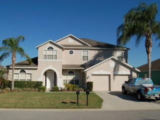 Spacious 6 Bedroom Orlando Villa - Lake View 744 - Davenport vacation rentals