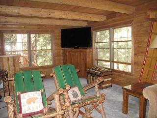 Luxury Lodge Secluded Deep in the Forest - Pine Mountain Club vacation rentals