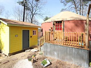 Asheville Yurt- Asheville's most Unique Rental! - Asheville vacation rentals