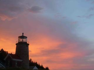 Working Lighthouse on Maine Coast - Clemons vacation rentals