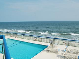 Immaculate oceanfront 1BR @ The Oceans, WiFi/HDTV! - North Myrtle Beach vacation rentals