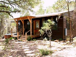 Romantic cabin in the woods with private hot tub - Wimberley vacation rentals