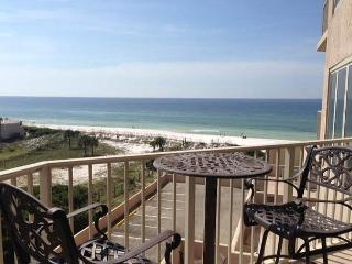 Tops'l Beach Manor 603 Gulf Front The Perfect Winter Nest For Snowbirds! - Miramar Beach vacation rentals