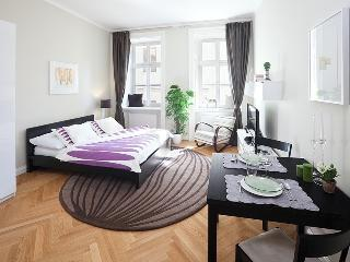 Charming 1 bedroom Condo in Prague with Internet Access - Prague vacation rentals