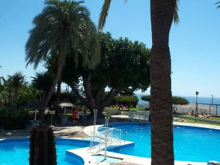 Studio 200m from beach, pool, terrace. - Nerja vacation rentals