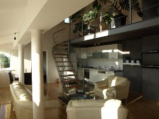 penthouse  in Pula 150 m from the beach sea wiev - Pula vacation rentals