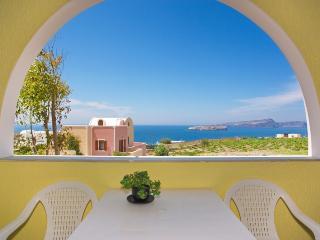 house with caldera view - Santorini vacation rentals