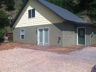 Perfect 3 bedroom Deadwood Cabin with Washing Machine - Deadwood vacation rentals