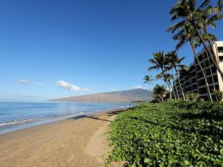 Sugar Beach Resort Penthouse Oceanfront Ocean View 2/2   Great Rates! - Kihei vacation rentals