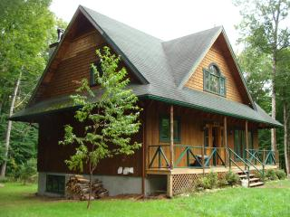 Beautifull Chalet in Mont tremblant sleep 11 minute from Place st Bernard - Mont Tremblant vacation rentals