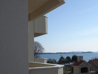 Beach front apartment - Ugljan vacation rentals