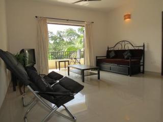 35) Modern one bed Siolim apartment Sleeps 2/4 - Saligao vacation rentals