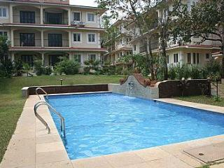 08) GROUND FLOOR APARTMENT SIOLIM Sleeps 2/4 - Siolim vacation rentals