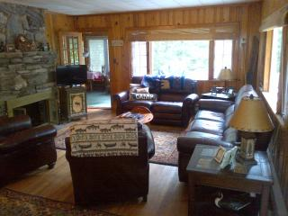 Charming 2BR cabin with private beach - Lake George vacation rentals