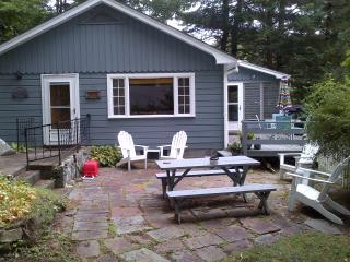 Charming 2BR cabin w/private beach, all amenities! - Lake George vacation rentals