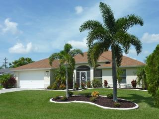 Villa Florence 3/2 pool home in SW Cape Coral - Cape Coral vacation rentals