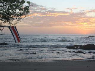 Private Oceanfront Beach Log Cabin - Playa Junquillal vacation rentals