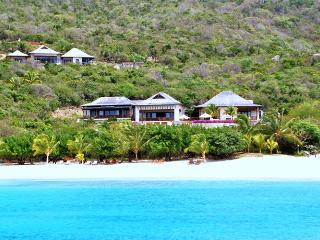 5 bed | 5 bath | Oceanfront Villa | Exclusive Luxury Villa (v) - Canouan vacation rentals