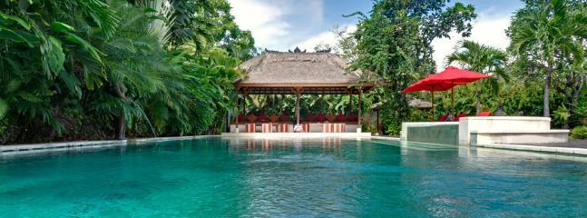 Kalimaya - dining pavilion and lounge pavilion - Villa Kalimaya I - an elite haven - Seminyak - rentals