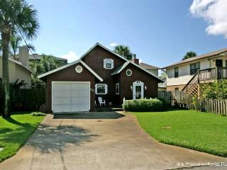 Cranberry Cottage, Private Pool, 100 steps to beach, sleeps 8 - Saint Augustine vacation rentals