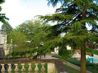 Terrace View Suite: 3BR Apt in Chateau des Sablons - Azay-le-Rideau vacation rentals