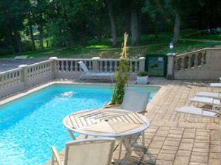 Terrace View Suite: 3BR Apt in Chateau des Sablons - Bourgueil vacation rentals