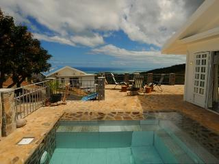 """Mon Refuge"" in Rodrigues, with pool, near gravier - Coromandel vacation rentals"