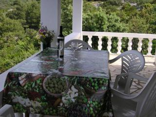 Beautiful 2 bedroom Maslinica Apartment with Deck - Maslinica vacation rentals