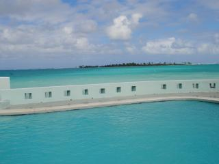 Seaduction-Oceanfront 5 bedrooms, heated pool! - Nassau vacation rentals