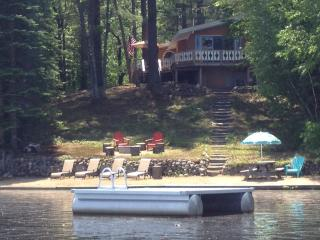 Lakefront Chalet in Conway, N.H. - Conway vacation rentals