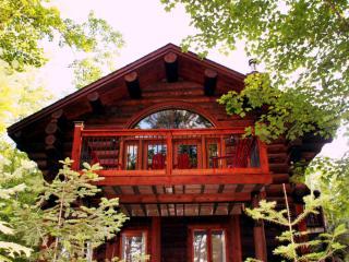 Villa Mercier - Log Home in the heart of Tremblant - Mont Tremblant vacation rentals