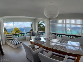 The Blue Zone @ Sand Dollar - 2 Bedroom Oceanfront - Sabadeco vacation rentals