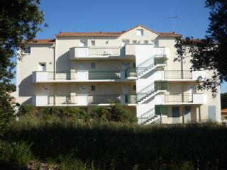 a 2009 building with flats certified 2 stars tourism in a residency with a pool at 140m cove sea sand coast - La Bernerie-en-Retz vacation rentals