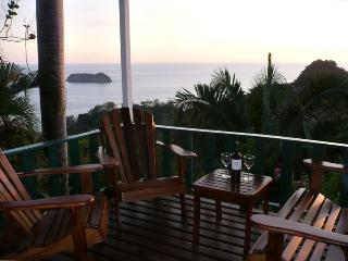 Panoramic Ocean Views, Walk to Beach - Manuel Antonio National Park vacation rentals